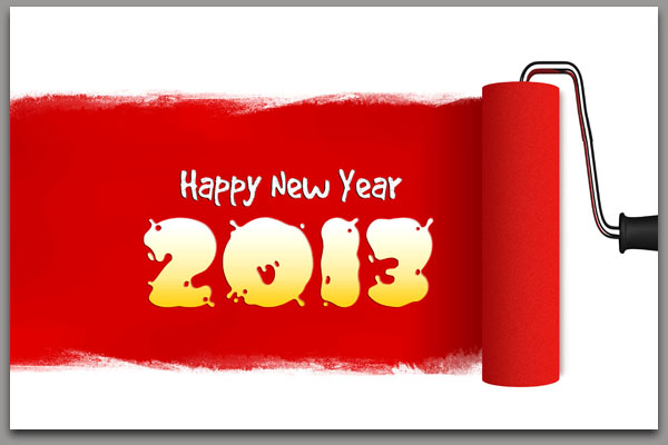 Happy New Year 2013 !!!!! (1/6)