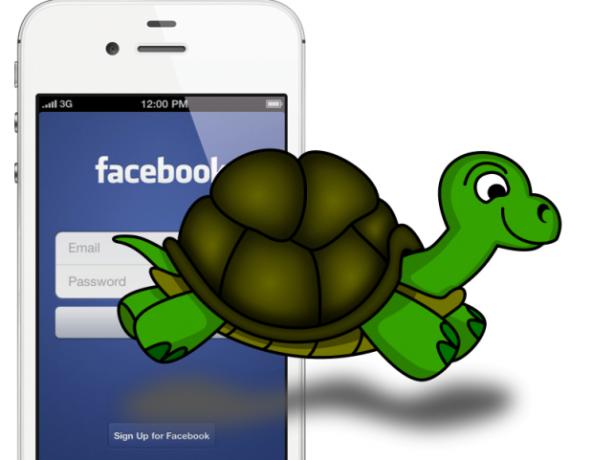 ေႏွးတဲ့ ကြန္နက္ရွင္မွာ Facebook သံုးနည္း