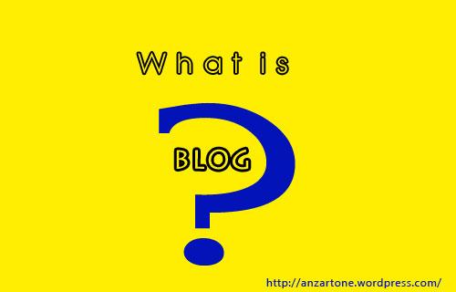 whatisblog